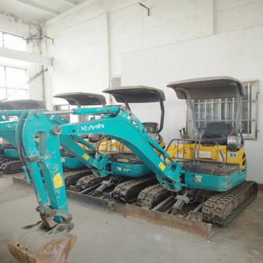 邢台|邯郸|保定低价出售18、20、25小型二手挖掘机