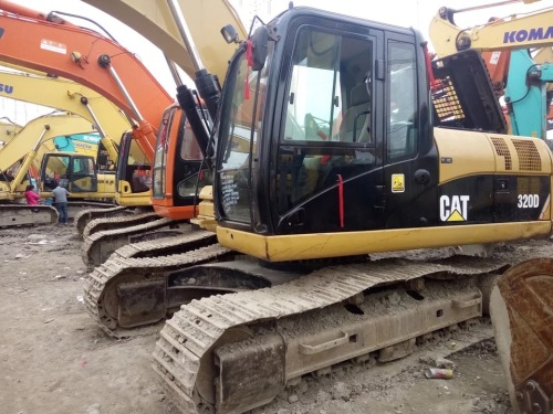 卡特315、320、329、336等二手挖掘机低价出售