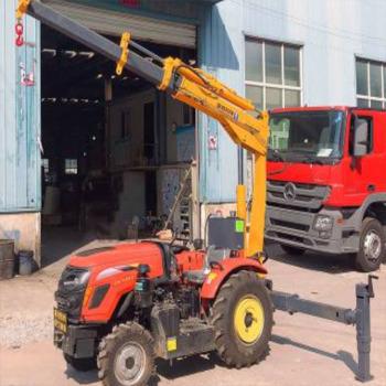 供应耐力3.2吨随车吊 小吨位折臂吊 皮卡折臂吊