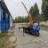 厂家直销3吨三轮随车吊 三马随车吊 苗圃移栽专用吊车