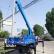 供应常柴32马力三轮随车吊 立柱式三轮楼板吊 蓝牌三轮吊车
