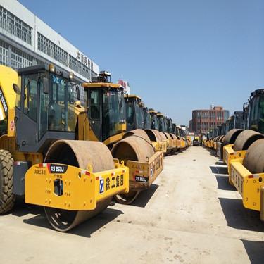 二手压路机市场出售二手徐工20吨22吨26吨二手振动压路机