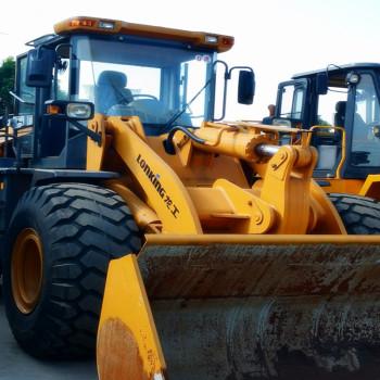 供应旧装载机|龙工30、50二手铲车