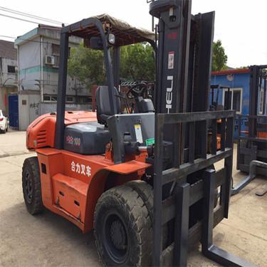 出售合力 杭州10吨二手叉车