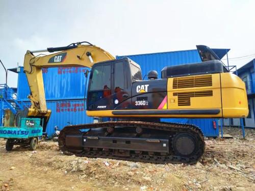 贵阳挖掘机市场出售二手卡特336D、320和329挖掘机,手续齐全,原装进口,质保一年