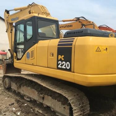 小松130、200和220、240等二手挖掘机低价出售