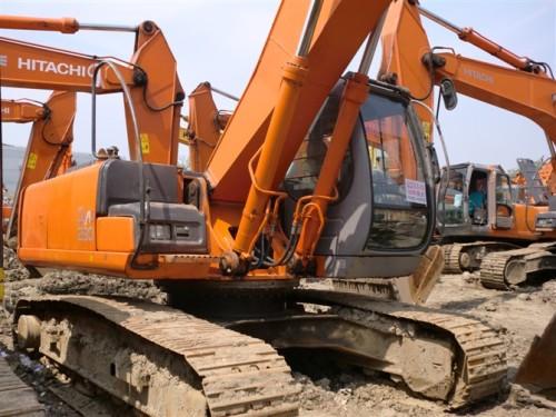 日立二手挖掘机低价出售