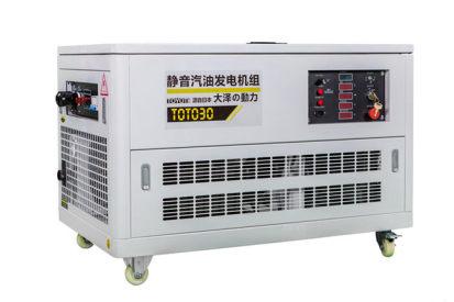 大泽动力TOTO30静音汽油发电机30kw