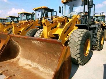 东莞|中山|潮州|揭阳二手铲车市场||出售二手龙工30-50装载机