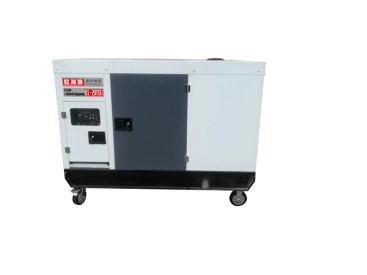车载静音20KW小型柴油发电机