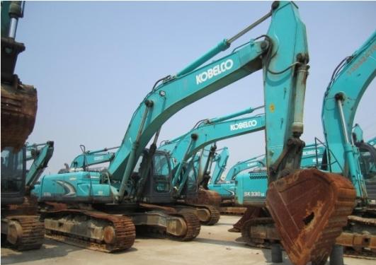 神钢200、230、260和350等二手挖掘机低价出售