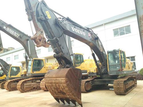 出售二手沃尔沃360挖掘机 保修一年 全国包送