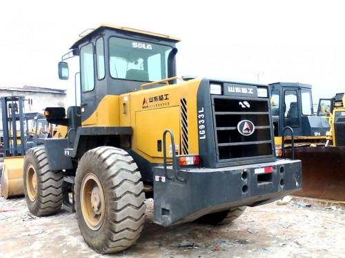 出售9成新二手临工LG933/936装载机 保修一年 全国包送