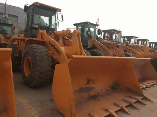 出售9成新二手柳工LG855/856/50CN装载机 保修一年