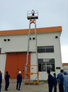 出租及力GTWY-14-II升降机,高空作业平台,脚手架