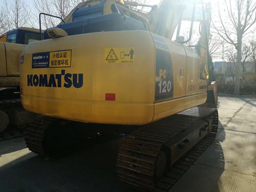 出售二手小松PC120挖掘机 保修一年 免费送货