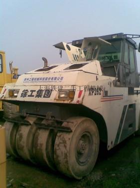 出售二手徐工20吨,26吨,30吨胶轮压路机 保修一年