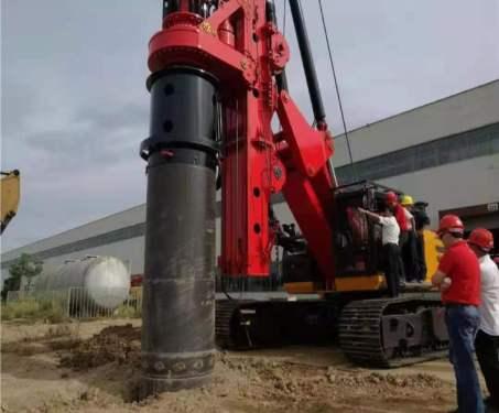 西安旋挖钻机液压泵维修