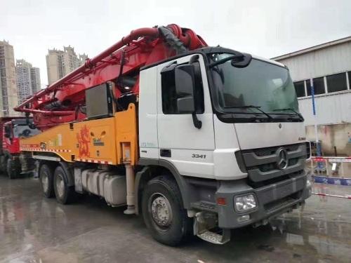 出售二手泵车37米46米56米62米二手混凝土泵车