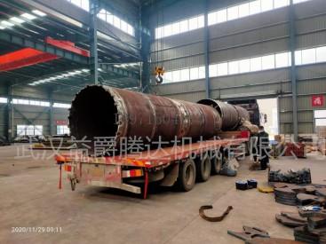 供应益爵旋挖钻机易损件旋挖套筒跟进护筒全国发货厂家直销旋挖钻头套管