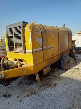 低价急售鸿得利5台80地泵