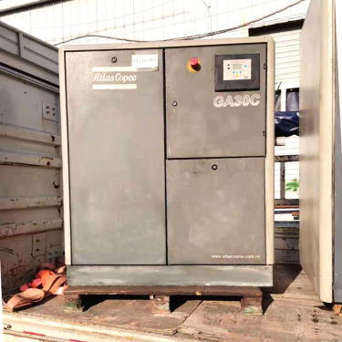 出售二手阿特拉斯GA30CP-8.5 空压机