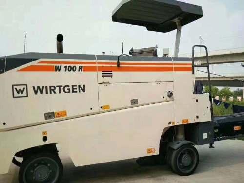 出租维特根W100H铣刨机