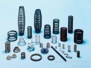 工厂+实体店 供应各类机械用弹簧。压簧、拉簧、卡簧 可接单定做!