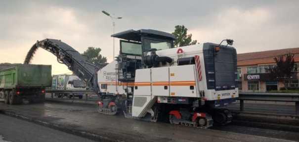 出租维特根W2000铣刨机