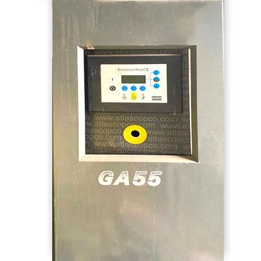 出售二手阿特拉斯GA55空压机