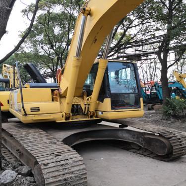 金昌 白银 天水低价出售优质小松130、200、220、240、360二手挖掘机