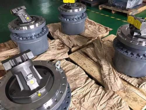 供应维修力士乐GFT80T3B185减速机中联重科履带吊行走部件及附件