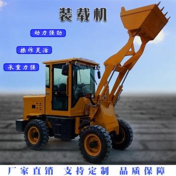 910单缸小铲车 养殖场铲粪 装载机源头厂家