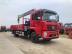 供应杰龙随车吊武夷8吨吊机单桥玉柴160马力货箱5.6米国五