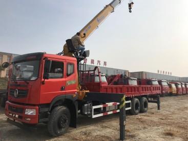 供应徐工随车吊后八轮玉柴270马力徐工G型新款12吨直臂G300-4吊机