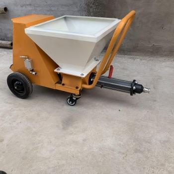 供应和佳H7全自动微电脑真石漆喷涂机
