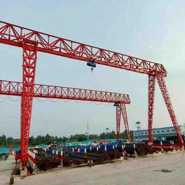 供应5t10t16t二手行吊门式起重机20米22米旧行吊旧轨道