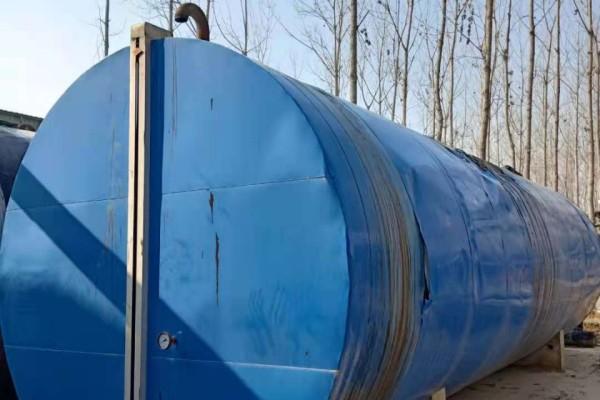 清理沥青罐回收各种沥青