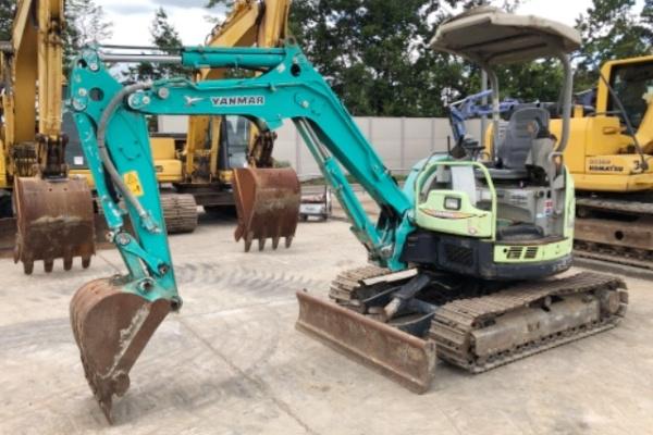 原装二手微挖洋马30型号二手小型挖掘机