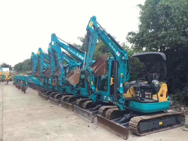 久保田15、20、30小型二手挖掘机多少钱