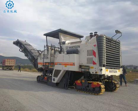 众禾机械出租维特根W200H铣刨机|铣刨机租赁