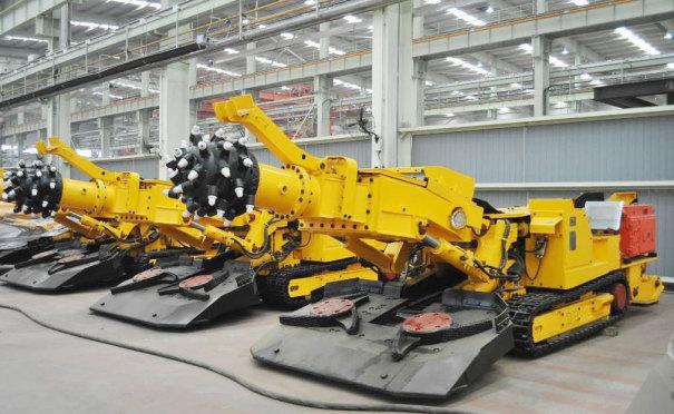 75掘进机  小型掘进机 快速掘进设备  掘进机厂家 隧道掘进机  煤矿掘进机
